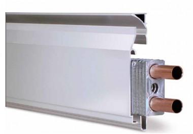 Sistem de incalzire prin plinta Thermodul - model pe apa - Incalzire in plinta