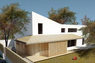 Locuinta unifamiliara - Parter - Ianca - Braila - Proiecte locuine unifamiliare - AsiCarhitectura