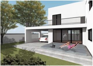 Locuinta unifamiliara P+E+M Ilfov - Proiecte locuine unifamiliare - AsiCarhitectura
