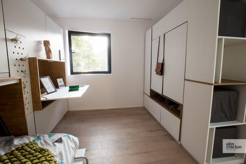 Dormitor Mic - Acum poti vizita EFdeN 4C - Primul Centru de Cercetare a Conditiilor de