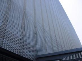 Placare tip BARCELO - Fatade metalice ventilate