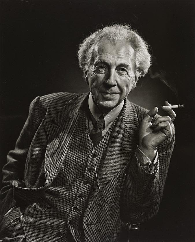 Frank Lloyd Wright  - 150 de ani de la nașterea unui geniu: Frank Lloyd Wright