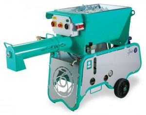 Malaxor continuu, motor 400V/50Hz, 3.0 kW (incl pompa apa) - Imer Spin 30  - Malaxoare