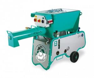 Malaxor continuu, motor 230V/50Hz, 2.2 kW (incl pompa apa) - Imer Spin 30 - Malaxoare