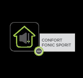 confort fonic - Avantaje