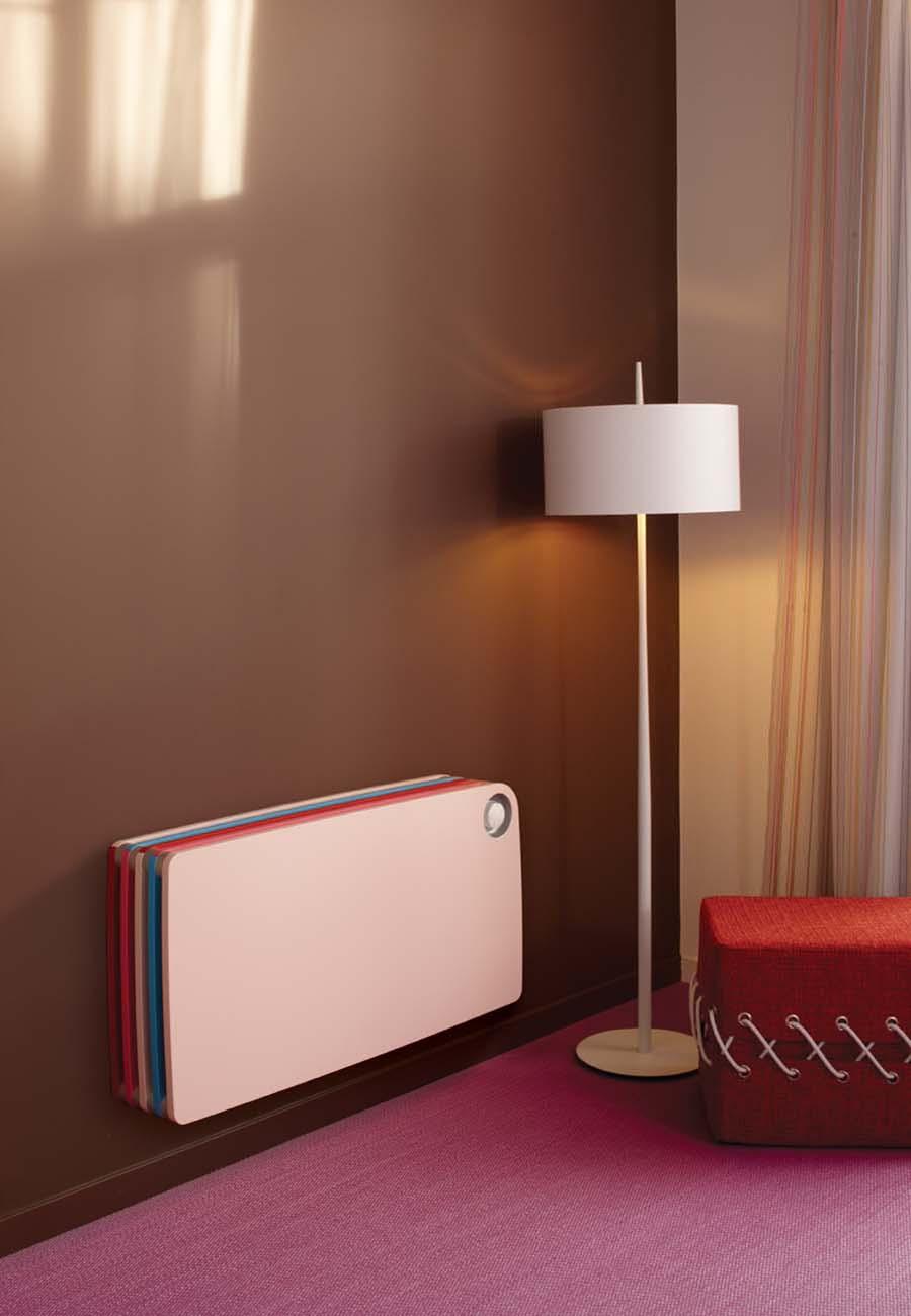 Calorifere vesele pentru camere de copii Play4Girl - Calorifere vesele pentru camere de copii
