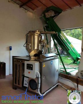 Cogenerare pe Biomasa - Sisteme de energie verde