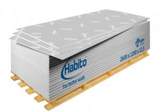 Habito® - Placa pentru suspendare mobilier si izolare fonica - Pereti rezistenti la impact Habito®