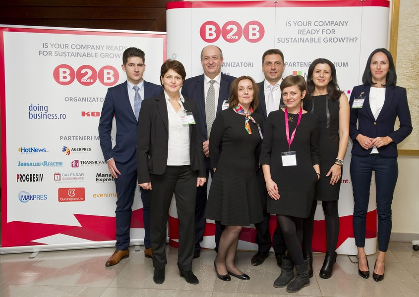 Doingbusiness ro lanseaza Conferinta Nationala Business to more Business in Bucuresti si in alte 10 orase