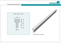 Pane cu ''sapca'' - Grinzi secundare de inchidere si Pane din beton SOMACO