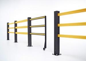 Porti acces SG GLISANT - Porti de siguranta si marcaje pentru podele