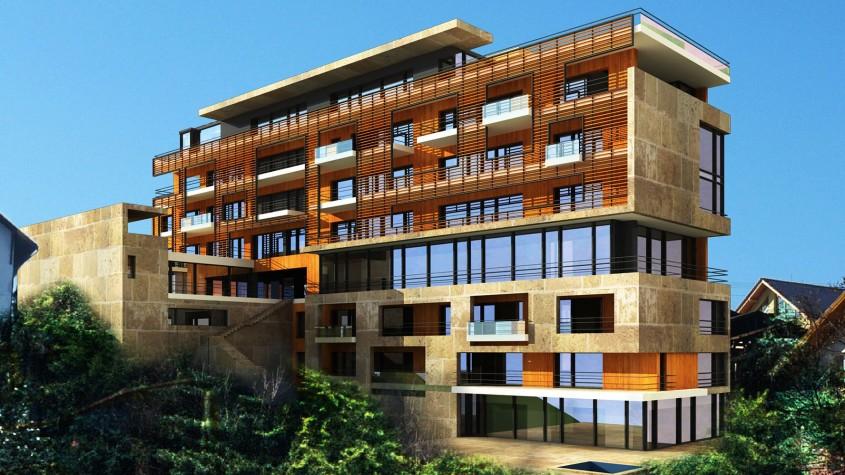 5 proiecte de clădiri cu un consum energetic minim - 5 proiecte de clădiri cu un