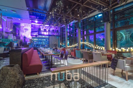 Nuba Asian Fusion Restaurant - Nuba Asian Fusion Restaurant - de la fuziunea de arome la fuziunea de stiluri