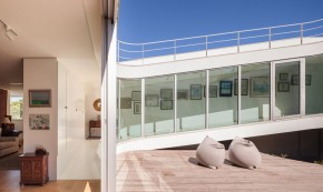 House-in-Estoril-by-António-Costa-Lima-9-1020x610 - O casa ca o fortareata cu o generoasa curte interioara
