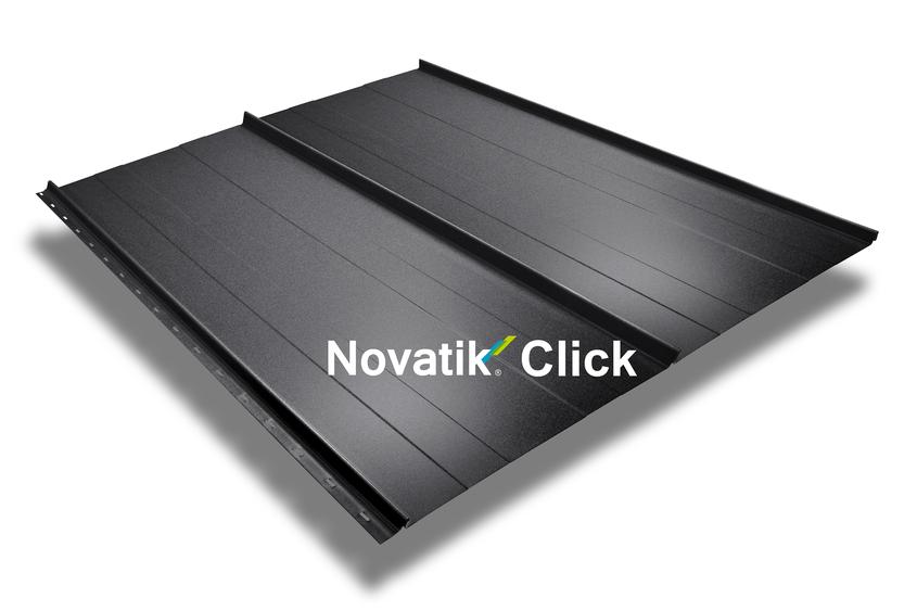 Novatik Click - Final Distribution, lider pe piata invelitorilor metalice cu acoperire de piatra naturala