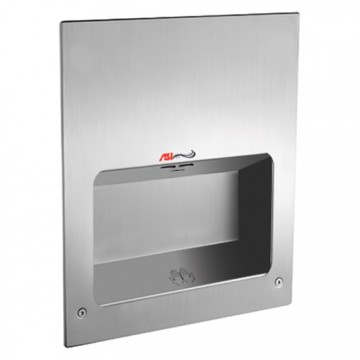 Uscatoare de maini TURBO-TUFF™ RECESSED MOUNTED HAND DRYER 0134 - Uscatoare de maini