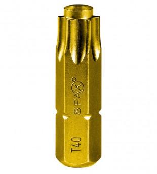 Bit insurubare - T40 - Suruburi pentru lemn