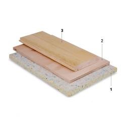 Playwood rubber 22 parchet din lemn masiv - sali de sport polivalente - Tipuri de pardoseli sportive