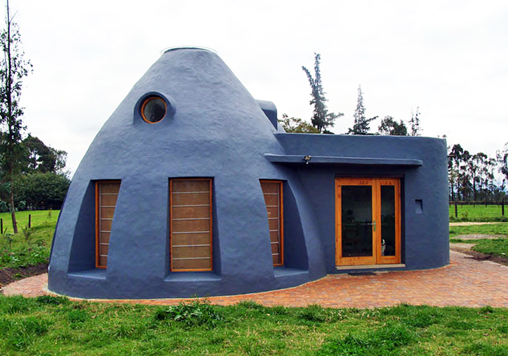 How To Build An Earthbag Home