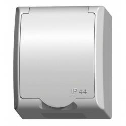 Priza schuko IP-44 - Aparataj electric fala