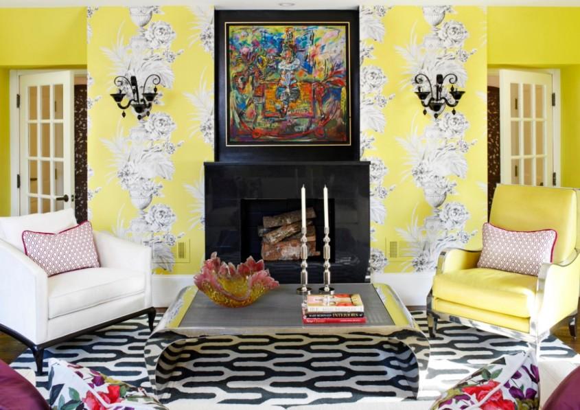 Elementele florale îți aduc mai multă fericire în casă - Elementele florale îți aduc mai multă