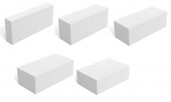 BCA Macon Simcor 2,5 - Sistem de zidarie confinata din BCA Macon pentru constructii rezidentiale, publice si industriale