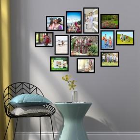 Sticker Timpul trece, amintirile raman - Stickere rame foto