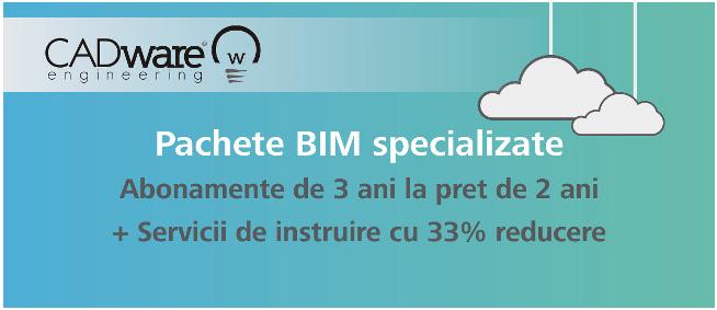 Pachete software BIM specializate - Pachete software BIM specializate