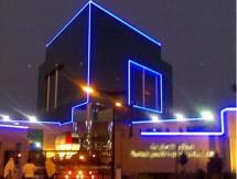 Iluminare contur cladire - Iluminat arhitectural
