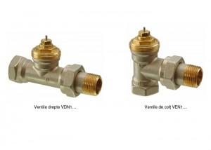 Ventil de termostat - Distributie optimizata a costurilor in functie de consumul real