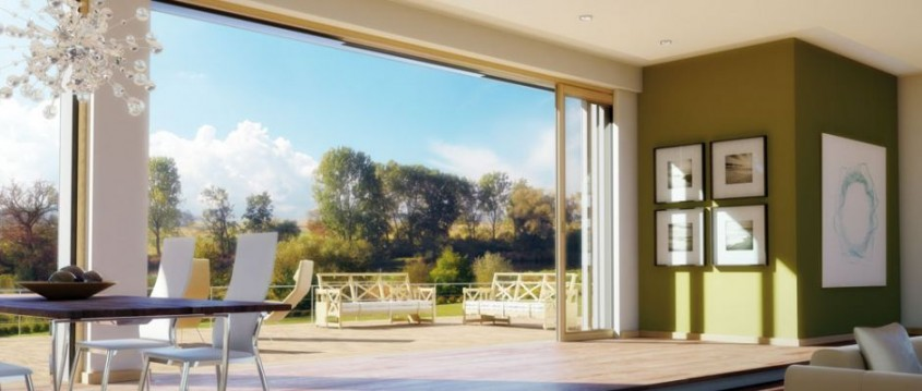 Pereti cortina pentru proiecte rezidentiale fara compromisuri - Pereti cortina pentru proiecte rezidentiale fara compromisuri