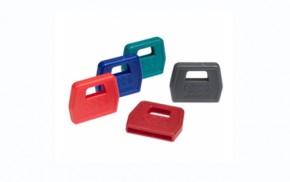 Capace colorate pentru chei - Accesorii pentru cilindri