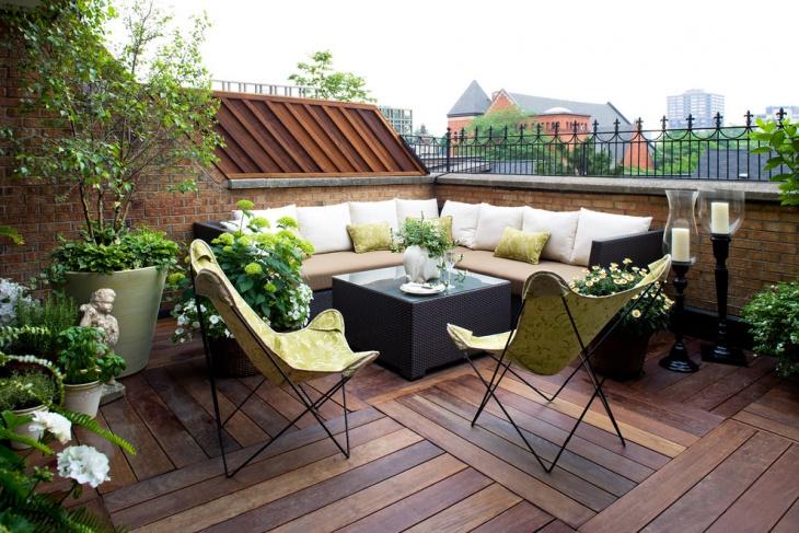 Pardoseala din lemn - Idei pentru finisarea pardoselii unui balcon