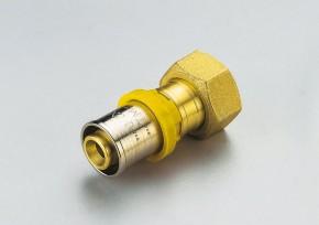 Racorduri de presare pentru tub - 2665 - Racorduri de presare pentru gaz