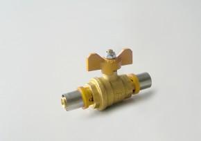 Racorduri de presare pentru tub - 2691 - Racorduri de presare pentru gaz