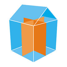 Pereti de compartimentare - Aplicatii posibile