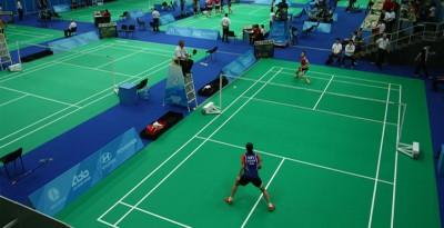 Taraflex Badminton - Modele pardoseala
