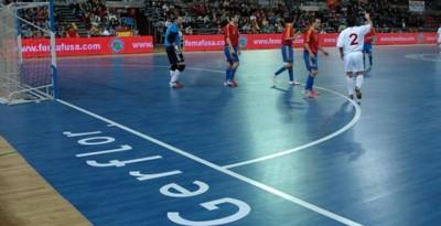 Taraflex Futsal - Modele pardoseala