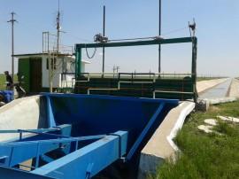 Reabilitarea infrastructurii principale a sistemului de irigatii terasa - Viziru - Lucrari ECO AQUA Design