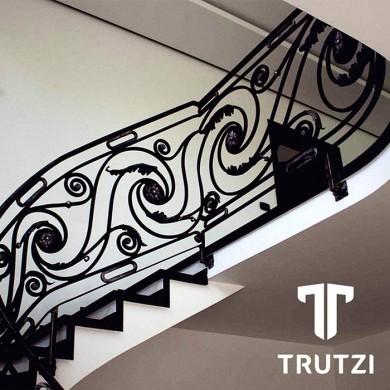 Balustrada din fier forjat - Prezentare TRUTZI FIER FORJAT