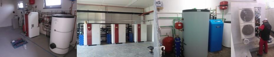Servicii de montaj pompe de caldura - Ciupirom Instal - Servicii de montaj pompe de caldura - Ciupirom Instal