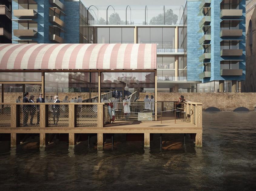 Scoala Alimentata de Energia Valurilor Tamisei - O școală din Londra ce ar putea fi alimentată