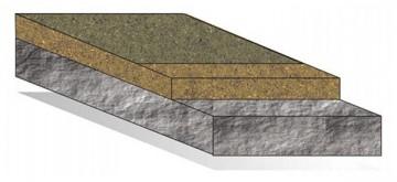 UCRETE® HPQ - Sistem de sapa pentru conditii grele de munca pe baza de rasina poliuretanica si cuart colorat - Pardoseli industriale