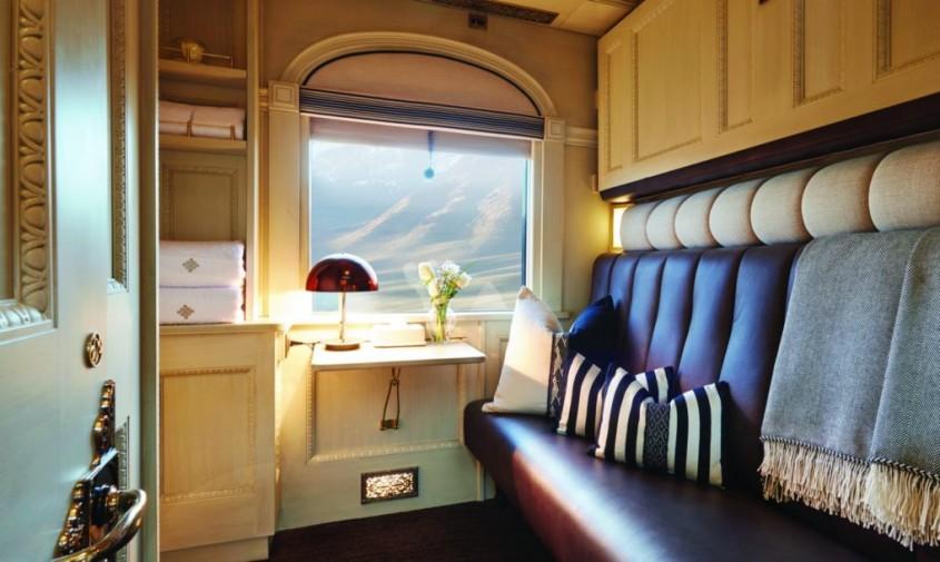 Trenul Belmond Andean Explorer - Primul tren cu vagoane de dormit de lux din America de Sud