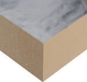 Placi de termoizolatie acoperite cu aluminiu Sikatherm® PIR AL - Solutii pentru termoizolarea acoperisurilor