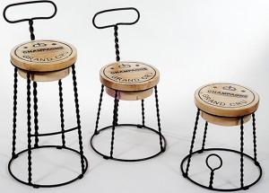 Scaun Champange - Mobilier pentru baruri