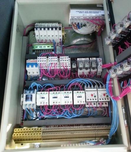 Kit reparatie panou tip IFMA  - Modernizari lifturi si ascensoare
