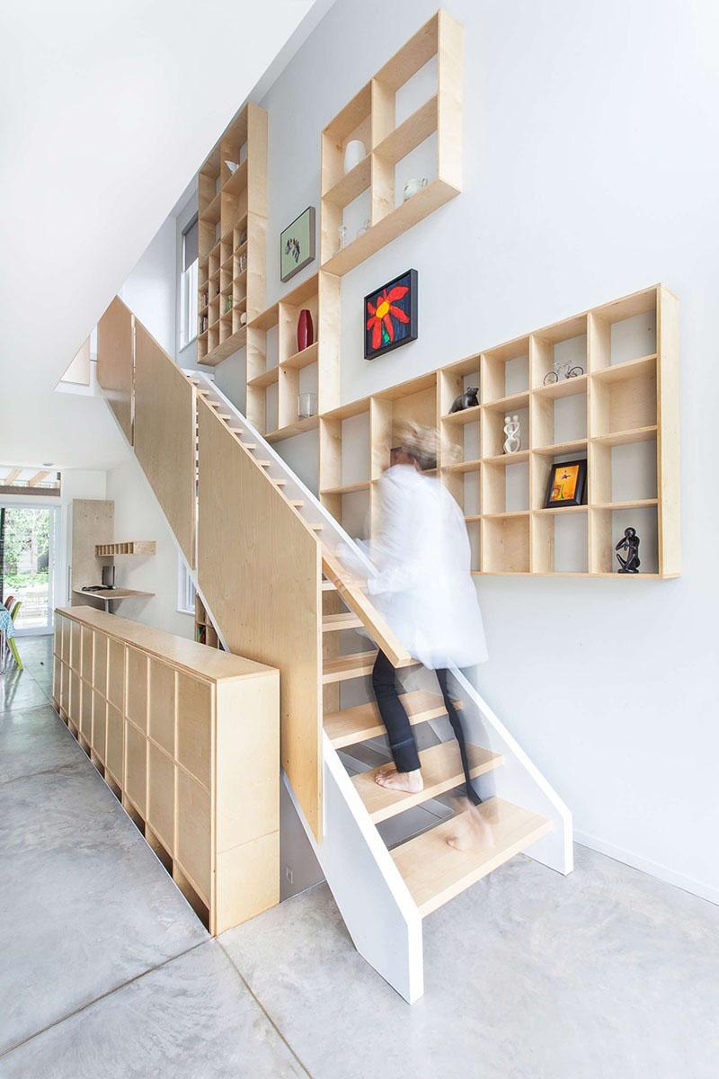 Combinatii interesante cu scari trepte rafturi si carti - Combinatii interesante cu scari trepte rafturi si