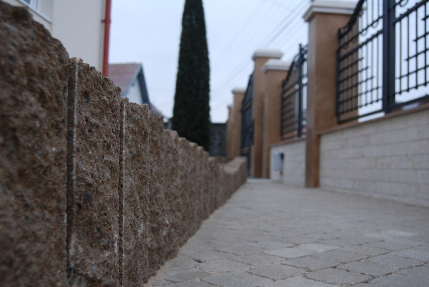 Palisadele un nou mod de a delimita spatiul din gradina - Palisadele un nou mod de