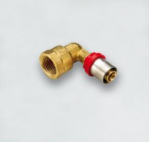 Racorduri de presare pentru tub multistrat - 1655 - Racorduri de presare tevi multistrat